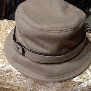 Coach Leatherware Hat